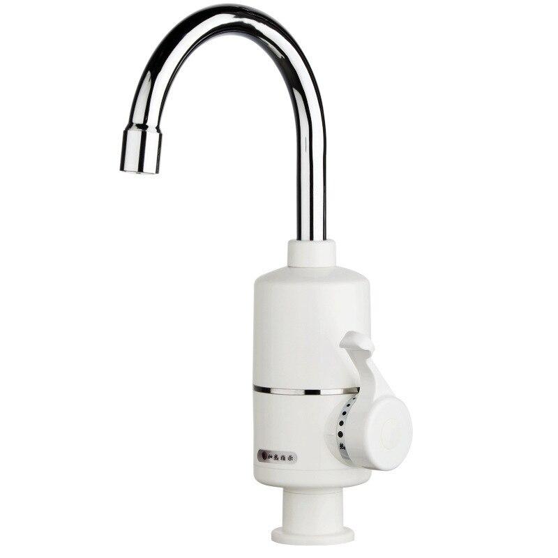 Cuisine instantanée chauffe-eau sans réservoir électrique robinet d'eau chauffe-eau instantané chaud et froid double usage 2000 w 3000 w