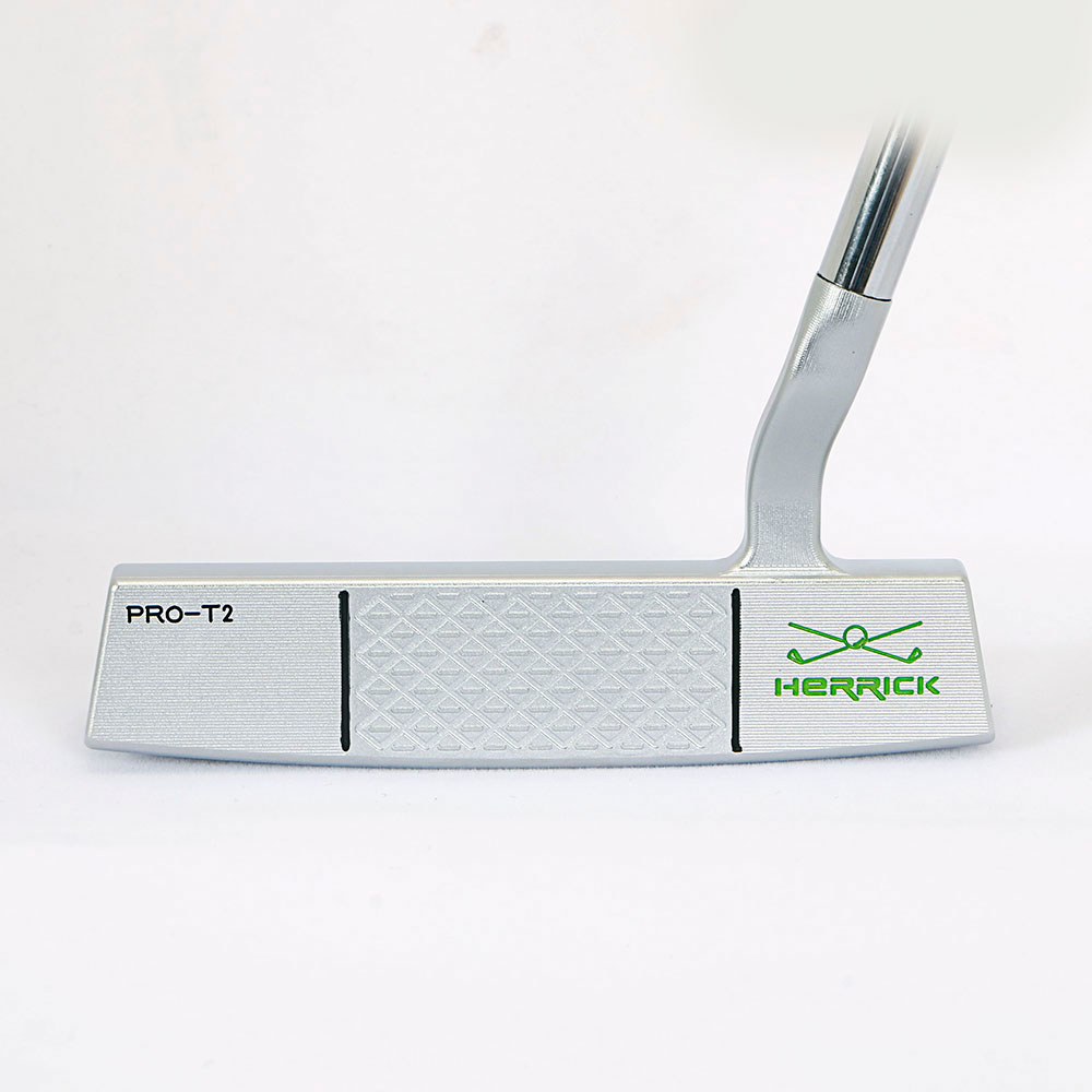 2019 NEW T2 sliver golf club putter men right hended steel shaft CNC golf putter free shipping-in Golf Clubs from Sports & Entertainment