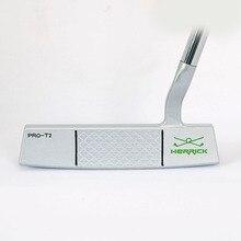 ゴルフクラブパター男性右T2スライバーhendedスチールシャフトcncゴルフパター送料無料