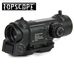 1x- 4x Dual Role Optic Rifle S