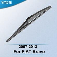 YITOTE Задняя щетка стеклоочистителя для FIAT Bravo 2007 2008 2009 2010 2011 2012 2013