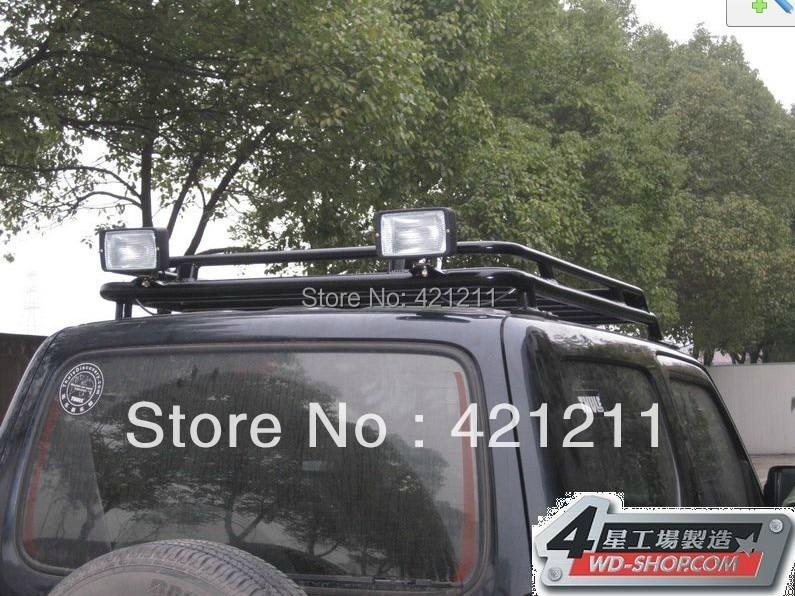 Accesorios todoterreno de techo superior para Suzuki - Autopartes - foto 3