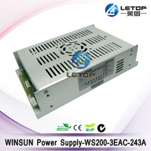 HOT SALE!!Outdoor printer  machine Winsun Power Supply-WS200-3EAC-243A