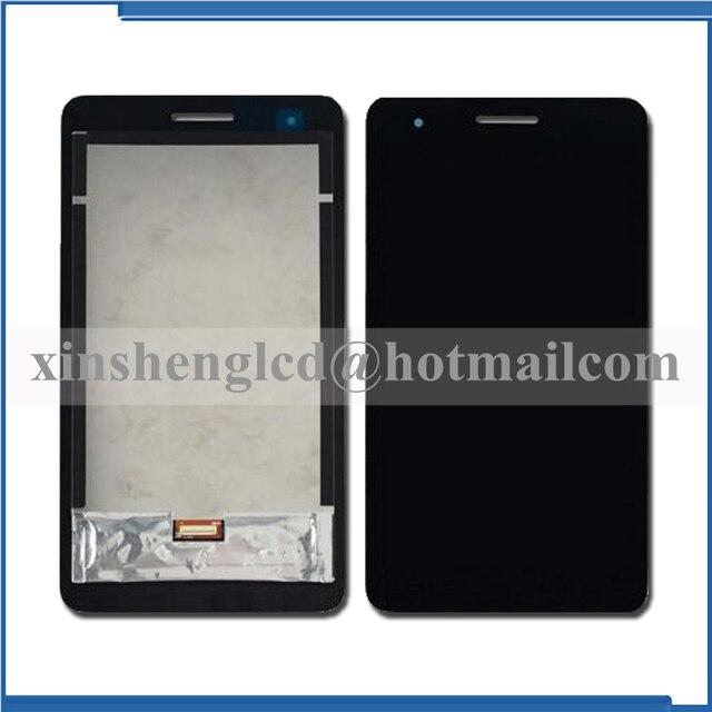 2016 Новый Первоначально Для Huawei Honor Играть Mediapad T1-701 T1 701U T1-701U ЖК-Дисплей + Сенсорный Экран Assmbly Бесплатная доставка
