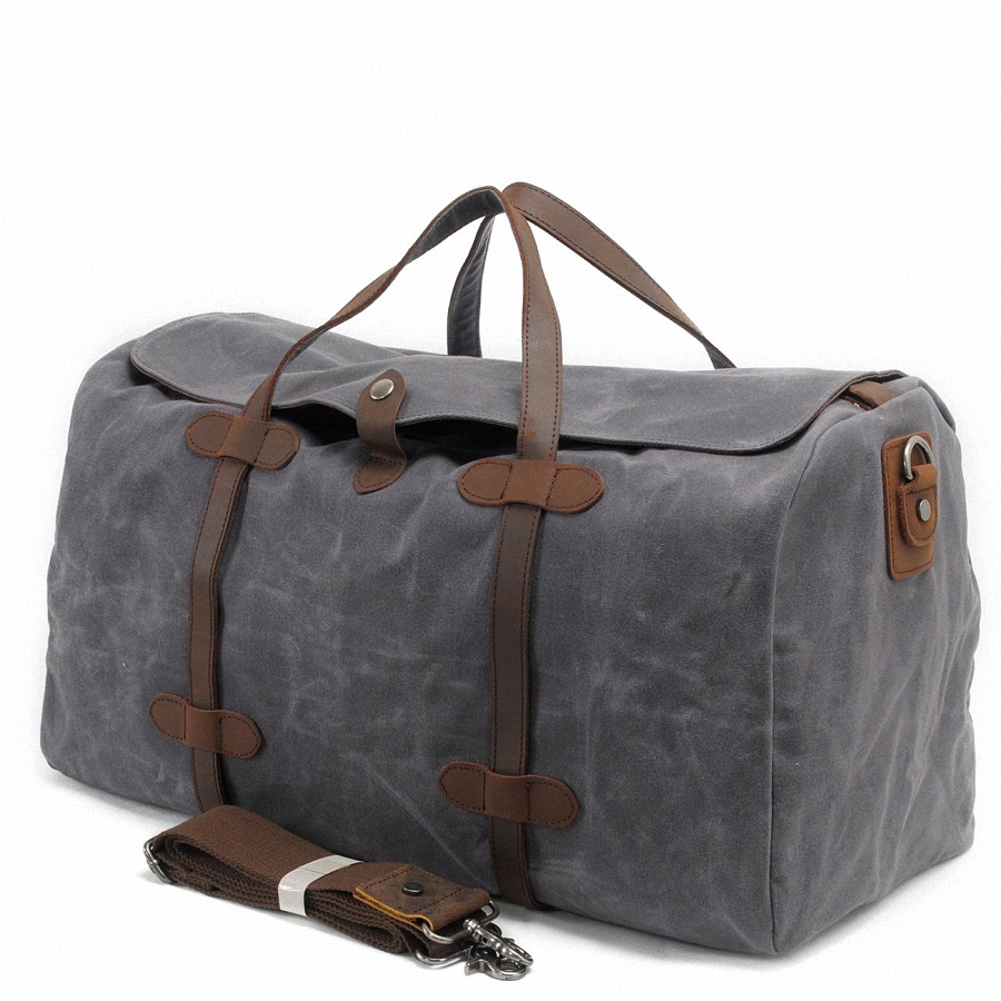 2016 Designer Men Duffle Bag Leisure Waterproof Travel Bag Luggage On Business Trip Large canvas Bags