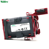 NIDEC V40W12BS2N5-08T06 4028 40*40*28mm 1.20A 12V server inverter 1U cooling fan