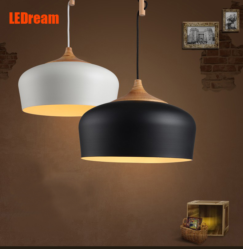 LEDream Contracted and contemporary restaurant chandelier lamps  of study of the bedroom and rural bar Nordic wooden chandeliers inhibitor adsorption and thermodynamic study of metal corrosion