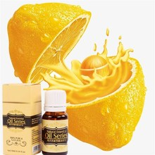 1 bottle 10ML SPA Lemon essential oils with aromatic aromatherapy oil household daily supplies cured flavor Home Air care