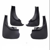 For Ford Explorer 2011- 2018 ABS Plastic Mud Flaps Splash Guards Cover Mudguards Fenders Splasher Mudflap 4Pcs Car Styling