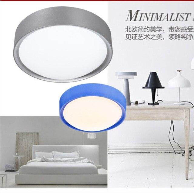 Diamond blue Led ceiling lamp for children room 220v Surface Mounted Acrylic led indoor lighting bedroom kid's ceiling lights