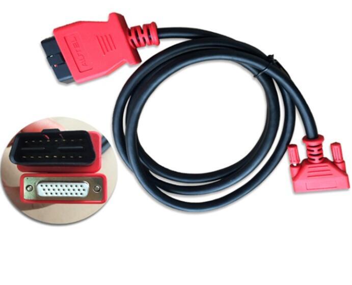 Venda quente 100% Original Autel AUTEL MaxiSYS Pro MS908P J2534 908PRO OBDII Cabo Principal Teste Cabo Maxidas MS 908 PRO cabos OBD 2
