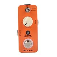 Mooer Ninety Orange Micro Analog Phaser Electric Guitar Effect Pedal Warm Deep Tone Phasing Rich Tone