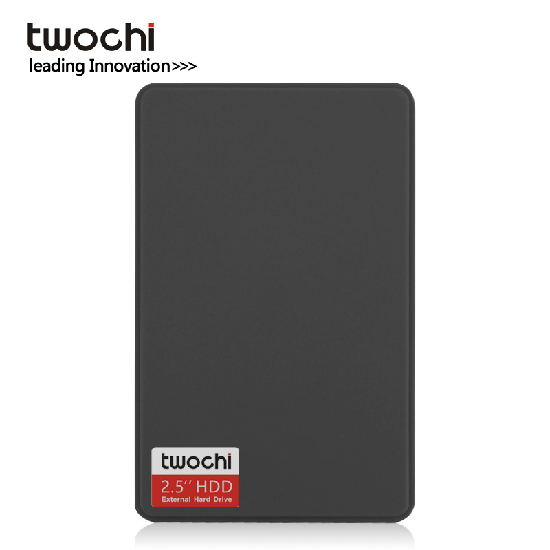 TWOCHI A1 5 Color Original 2.5'' USB2.0 External Hard Drive 60GB Storage Portable HDD Disk Plug and Play On Sale