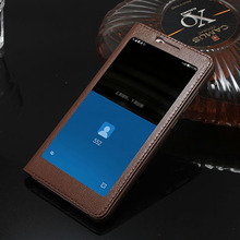 Роскошная натуральная кожа чехол флип чехол для LeTV LeEco Le Max 2×820 Вид из окна телефон Coque Fundas