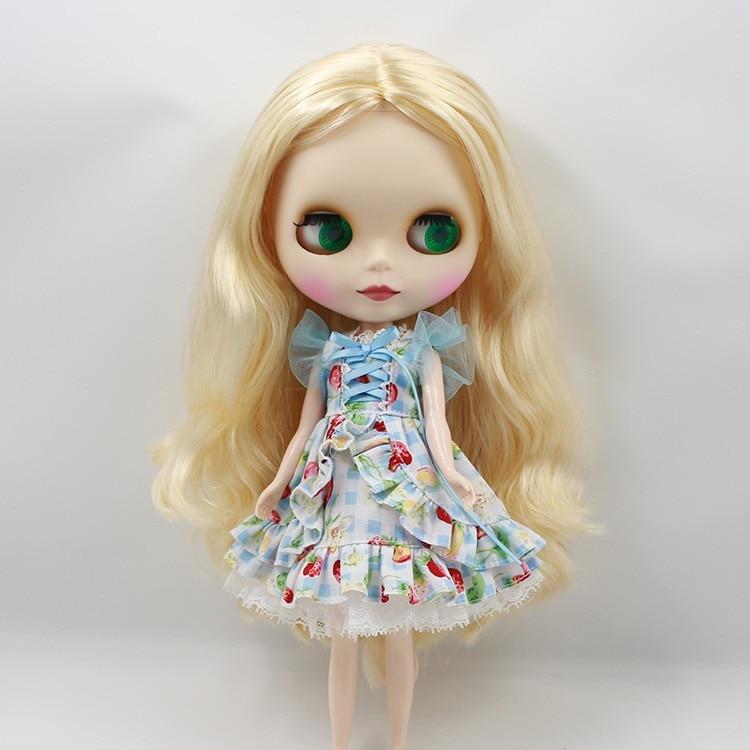 Neo Blythe Doll Butterfly Skirt Dress 11