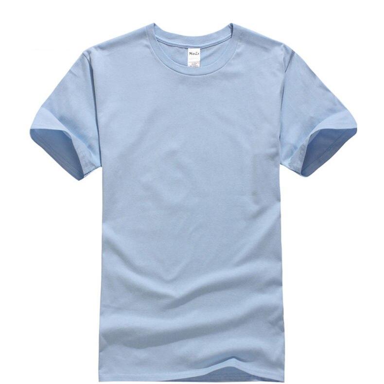 17Colors T shirts Men Women Summer Mens Clothing Premium Cotton Casual Basic Short Sleeve Tees Tops O-Neck US EU Size XS-3XL-19
