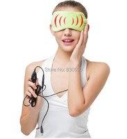 New Fashion Warm Eye Mask USB Heating Eye Warmer Far Infrared Health Care Eye Warmer For