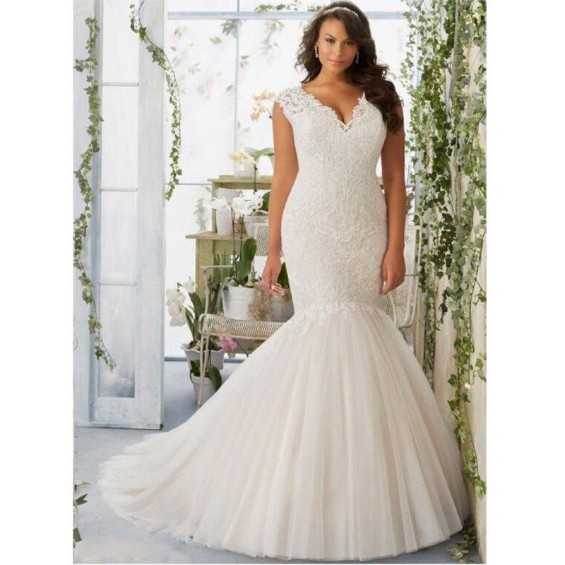 African Plus Size Vintage Lace Wedding Dresses 2017 Cheap