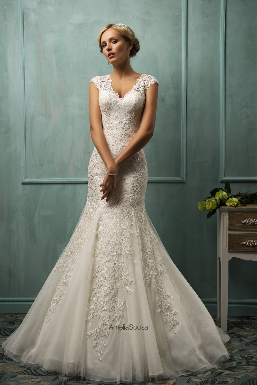 Aliexpress.com : Buy Stunning New Designer Nice Back Wedding Dress ...