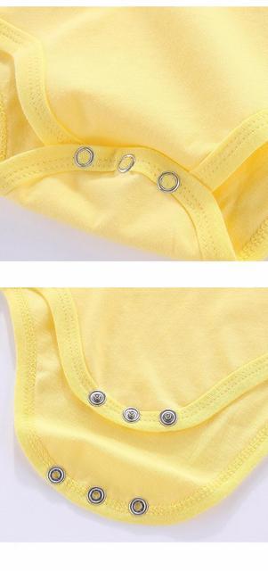 Recién nacido niños niñas de dibujos animados de algodón Bodysuit bebé bolsa pedo chaleco sin mangas mono de verano fino pingüino atuendo de pijamas
