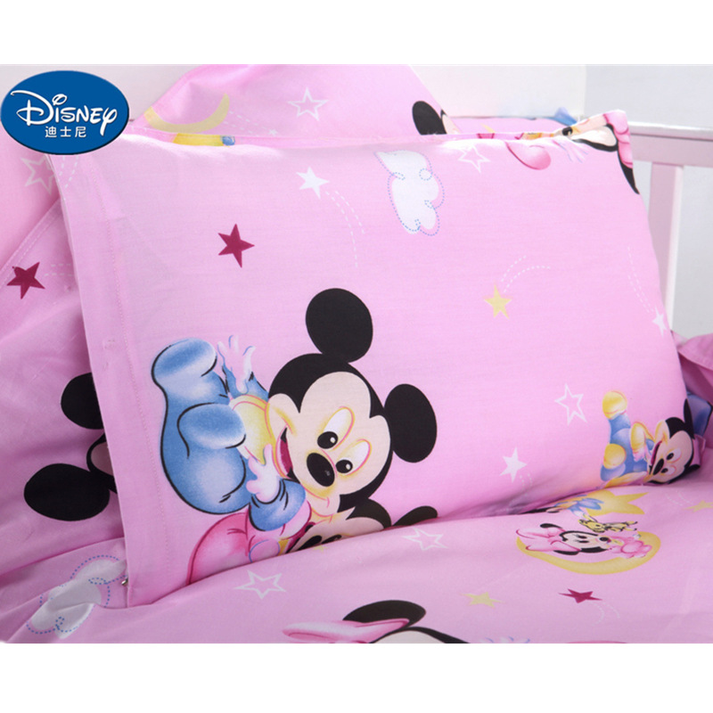 30x50cm Mickey Minnie Pillow Case Cushion Case Children Baby Girl  Couple Pillow Cover Decorative Pillows Case Living Room