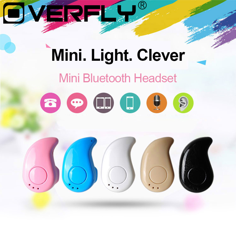S530 Mini Wireless Bluetooth Earphone Stereo Headphones Headset With Microphone Fone De Ouvido Universal for iPhone Samsung ttlife business headphones car call mini bluetooth headset earphone wireless earphone with mic for iphone xiaomi fone de ouvido