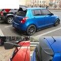 Подходит для SUZUKI SWIFT 3d углеродное волокно задний авто спойлер крыло заднее крыло высокое качество