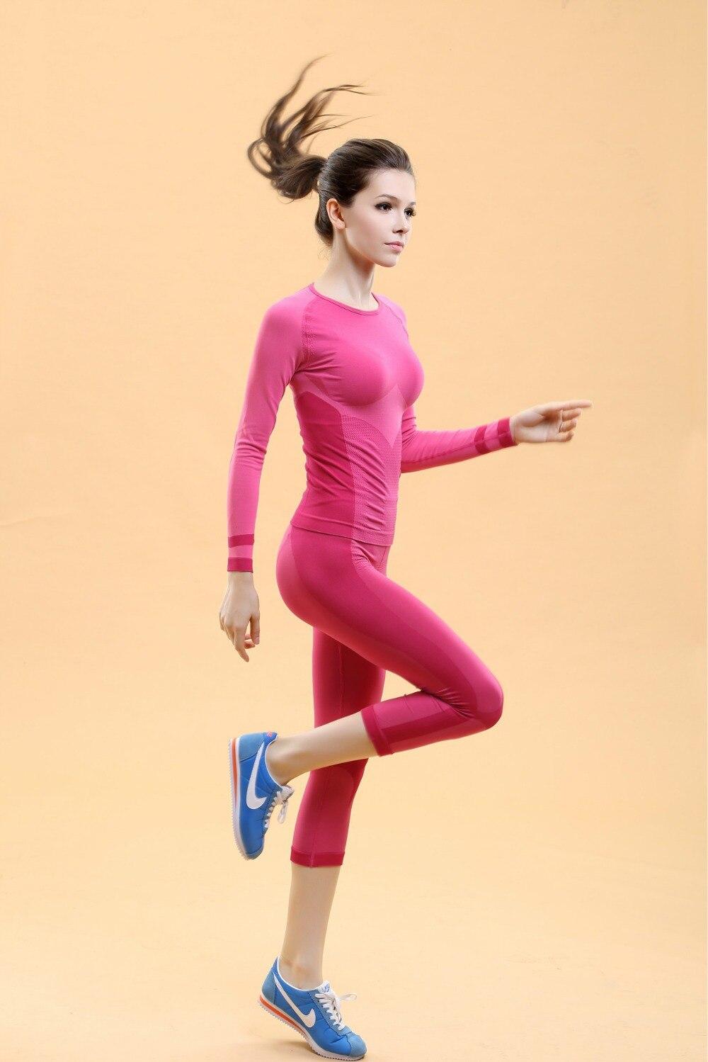 Mujeres profesionales pantalones cortos ropa deportiva traje - Ropa deportiva y accesorios - foto 3