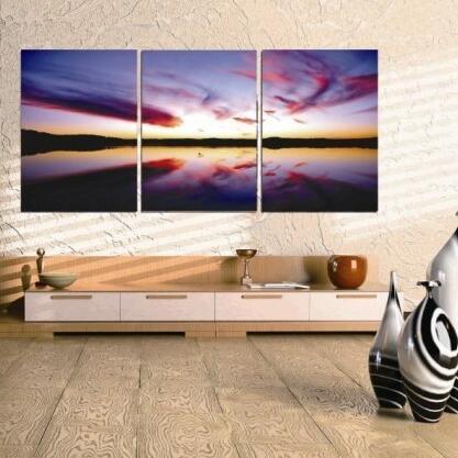 3 panel hete verkopen groot schilderij kunst aan de muur home decor ...