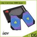 100% original ijoy ilimitada 200 w cubierta cubierta de placas intercambiables magnética hermoso vestido para ijoy ilimitadas tc200w mod
