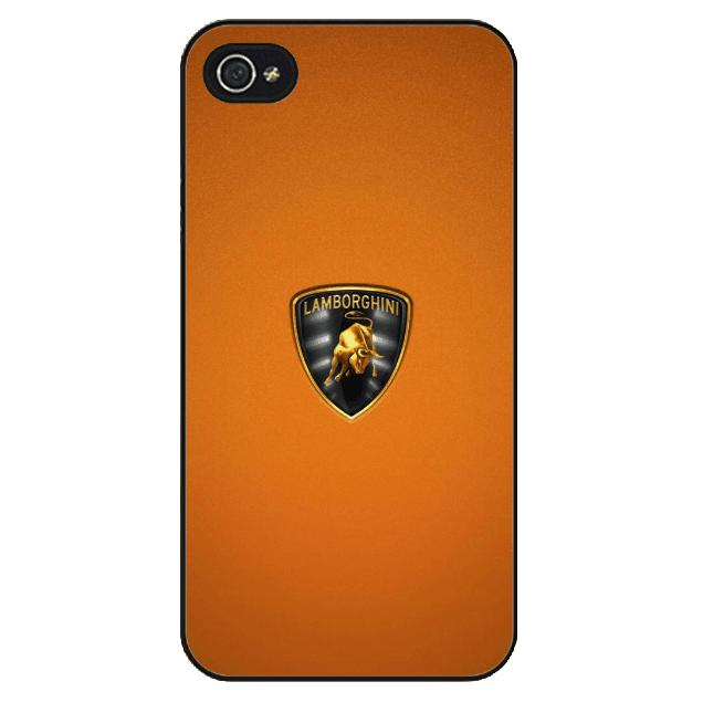 new product 5c98f 904bc 2016 Hot lambo Custom Car Logo Hard Plastic Mobile Phone Case Cover ...