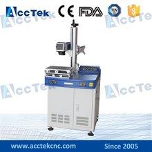 2017 portable fiber laser marking machine price AK10F