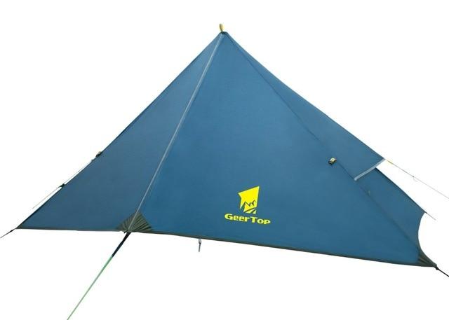 Licht Gewicht Tent : Geertop persoon seizoen backpacken tent lichtgewicht camping