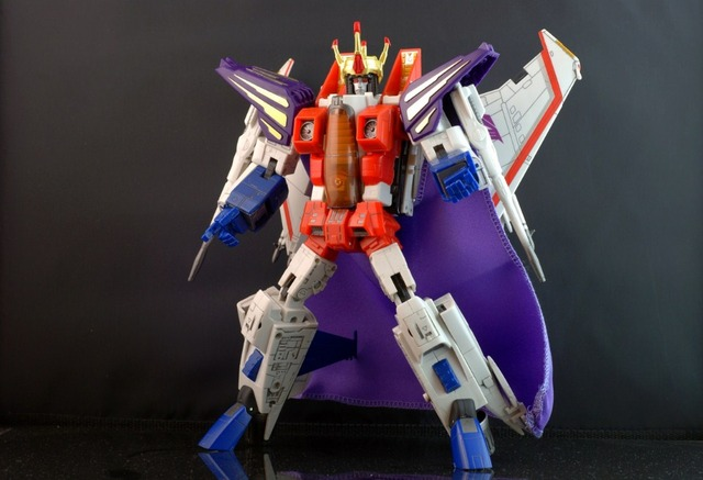 [Show.Z Store]BBQ YM BB7 Transformation Masterpiece MP-11SW Starsream Upgrate Version With Metal Parts