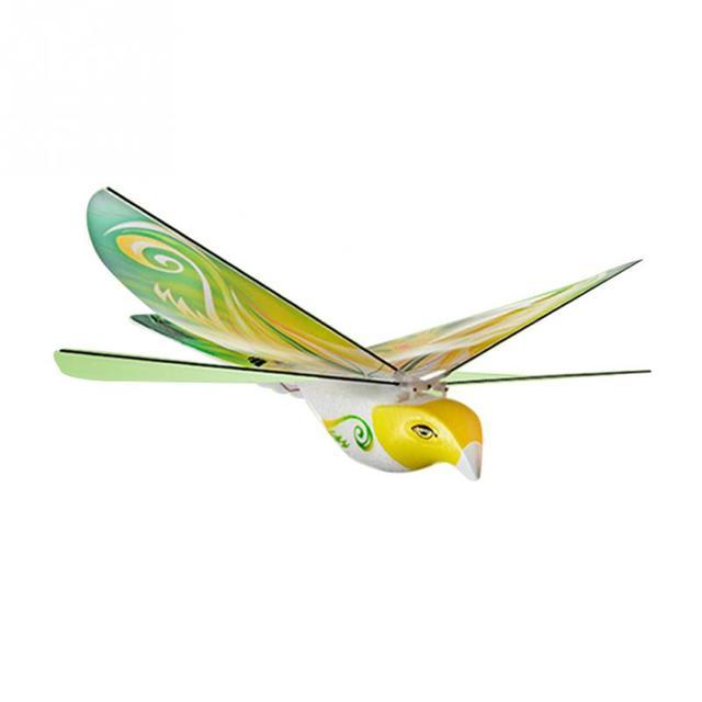 RC Bird RC Airplane 2.4 GHz Remote Control E-Bird Flying Birds Electronic Mini RC Drone Toys 4