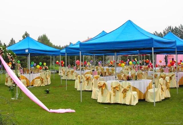 Free Shipping 3mx3m professional aluminum frame party wedding gazebo