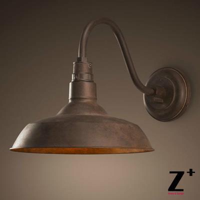 Ipari stílusú vintage edison lámpa antik kivitelben kézzel - Beltéri világítás