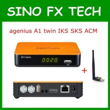 sks iks free tocomfree s929 plus satellite receiver with wifi for South America N3