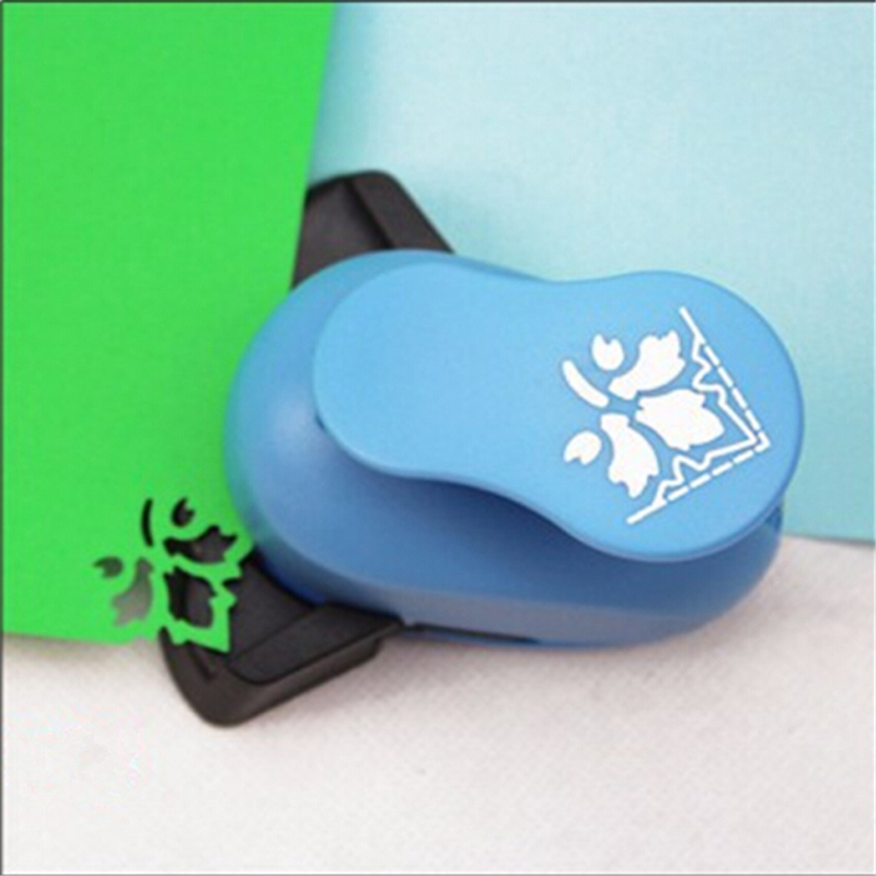 Free Ship Leaf Corner Punch Diy Craft Punch Hole Punch Scrapbook Paper Cutter Hole Punch Cortador De Papel De Scrapbook S3002