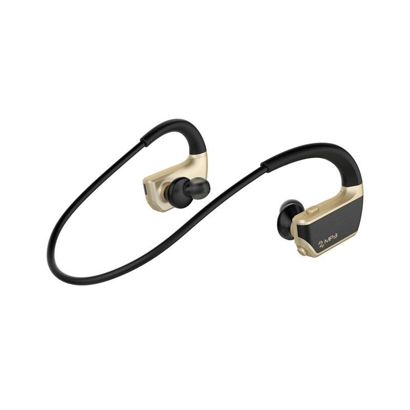 J2 Bluetooth 4.2 Earphone Stereo Hifi Headset 8GB MP3 Player Wireless Headphone Sport Bluetooth Earphones HD Mic for Sony/Xiaomi