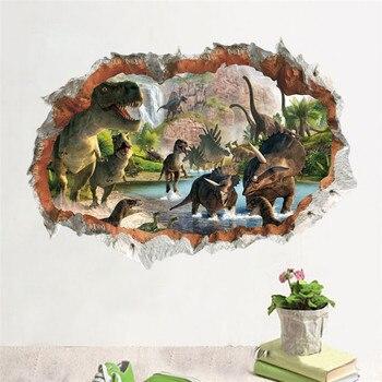 Cartoon Movie 3d Vivid Dinosaur  1