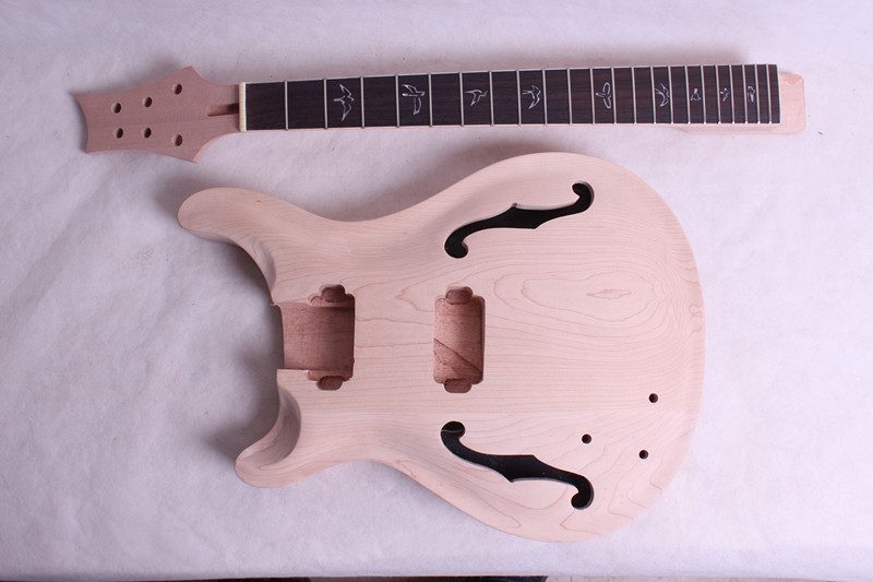 one set left NEW guitar and body mahogany made and maple top  rose wood fingerboard F hold настенный светильник ondina sonex 1071244