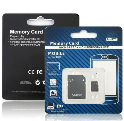 MicroData Micro SD Card 32GB Class 10 16GB/64GB/128GB Class10  Memory Card Flash Memory 4gb 8gb Microsd for Smartphone-in Memory Cards from Computer & Office