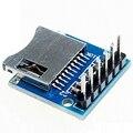 10 pcs mini módulo de cartão sd módulo de cartão micro sd para arduino