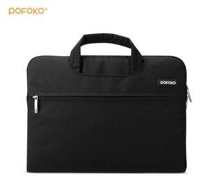 """Image 1 - POFOKO marka naylon su geçirmez dizüstü tablet kılıfı taşıma çantası kapak çanta kılıfı için 2017 Apple yeni Ipad Pro 12.9 """"inç"""