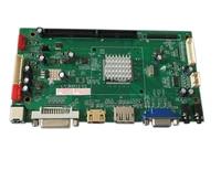4Kcontroller Board Support Support VGA SVGA XGA SXGA UXGA QHD And UHD Resolution TFT LCD Panel