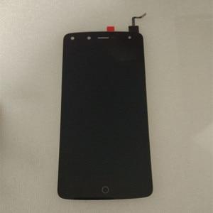 Image 2 - Per alcatel flash3 3 fl03 Display LCD + Touch Screen highscreen Screen Digitizer Assembly di Ricambio Per Cellulare flash 3 fl03 telefono