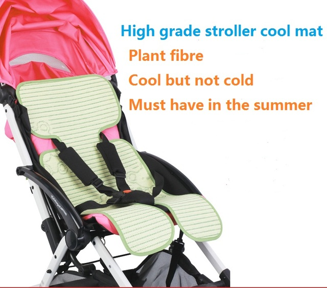 summer cool mat for baby stroller baby car seat infant dinning chair sleep mat multi functional