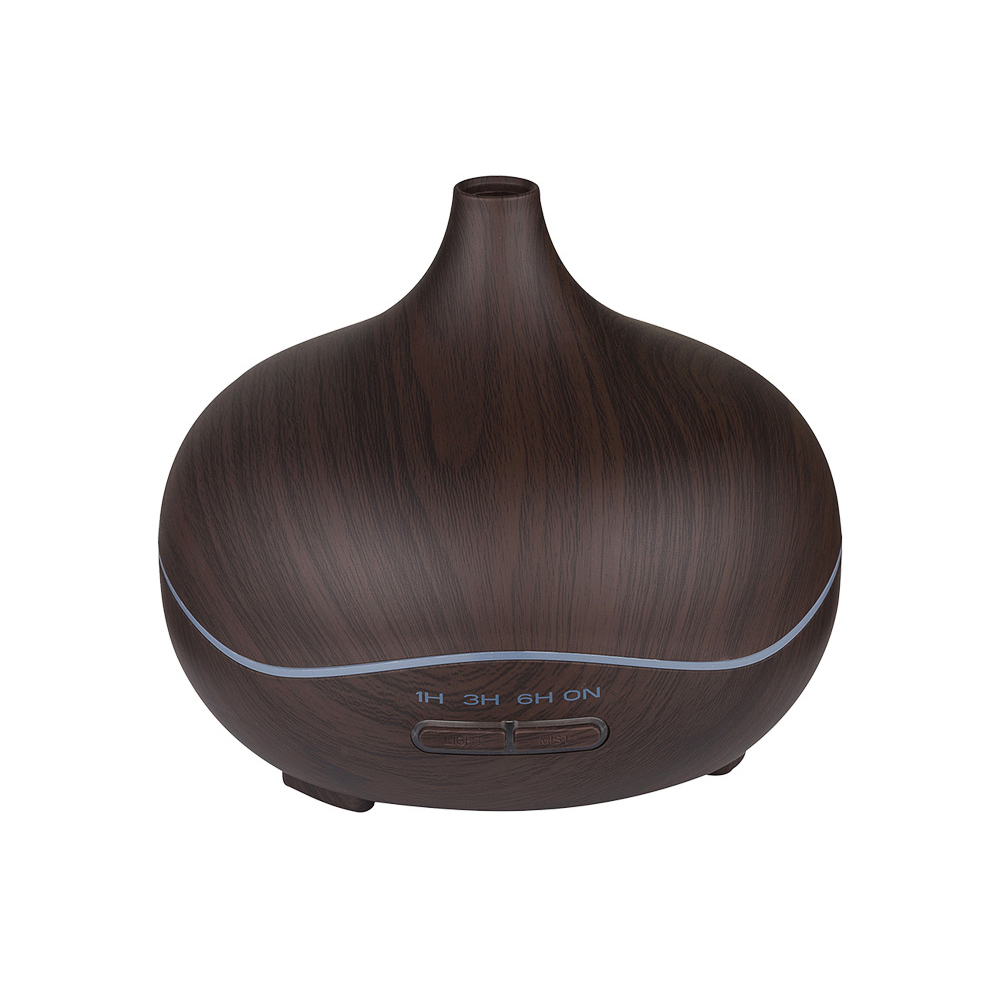 Aroma Essential Oil Diffuser Ultrasonic Air Humidifier 300ml Aroma Lamp Aromatherapy Electric Aroma Diffuser Mist Maker for home new 300ml woodgrain essential oil aroma diffuser aromatherapy humidifier mist maker purifier 3 models
