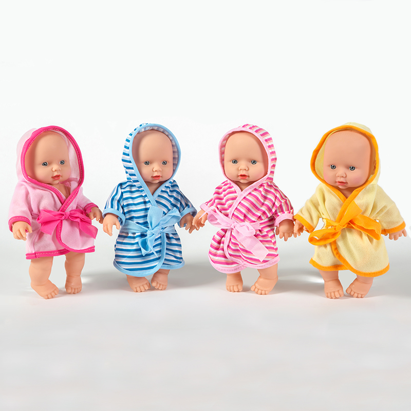 4028defeca1 US $23.99 |30cm Soft Body Reborn Baby Doll Toy For Child hot Girl Babies  Dolls Kids Child Gift Bath doll Suit Baby born-in Dolls from Toys & Hobbies  ...